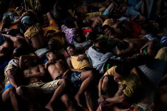 Cárcel de la ciudad de Quezon, Manila, Filipinas