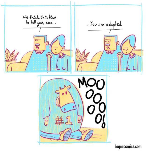 13-5b7591b4ebf44__700 25 Darkly Humorous Comics That I Draw To Express My Imagination In Absurd Ways (Part 2) Design Random