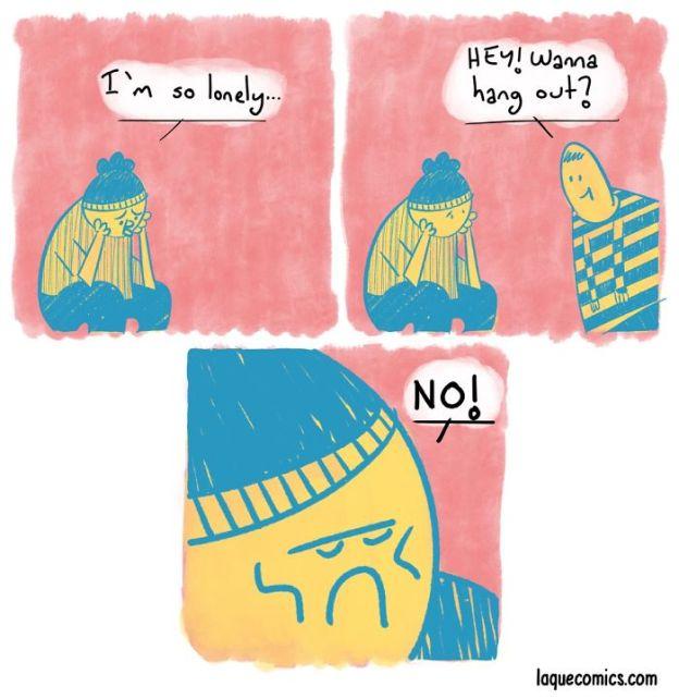 3-5b758d993aeb0__700 25 Darkly Humorous Comics That I Draw To Express My Imagination In Absurd Ways (Part 2) Design Random
