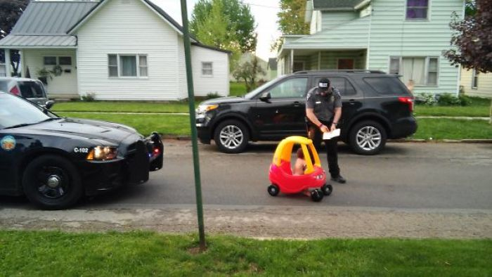 My Son Was Pulled Over