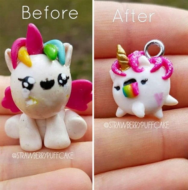 Clay-modeling-artist-showed-how-the-experience-made-him-evolve-and-this-progress-is-very-good-to-see-5b6aabc01fe5e__700 Artist Tries To Recreate Her Old Artworks, Gets Pleasantly Surprised By How Much She Has Evolved (10+ Pics) Art Design Random