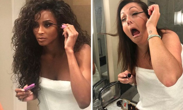 Woman-continues-to-amuse-people-by-imitating-celebribidades-and-we-do-not-tire-of-seeing-5b83c48ac77e8__700 Woman Continues To Hilariously Recreate Celebrity Instagram Pics, And The Result Is Better Than The Original (New Pics) Design Random