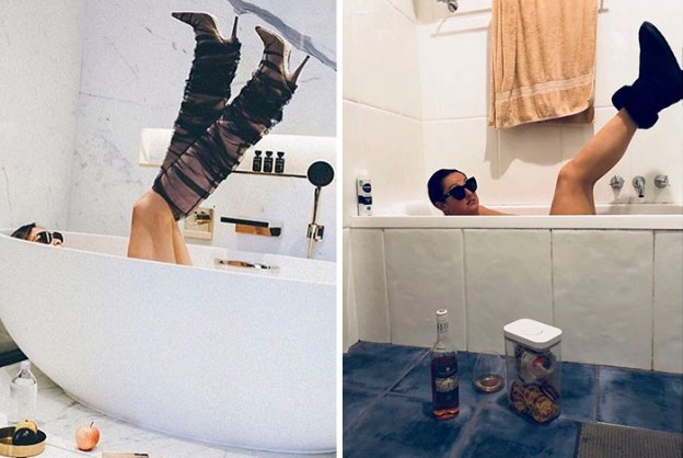 Woman-continues-to-amuse-people-by-imitating-celebribidades-and-we-do-not-tire-of-seeing-5b83c4fcb115d__700 Woman Continues To Hilariously Recreate Celebrity Instagram Pics, And The Result Is Better Than The Original (New Pics) Design Random