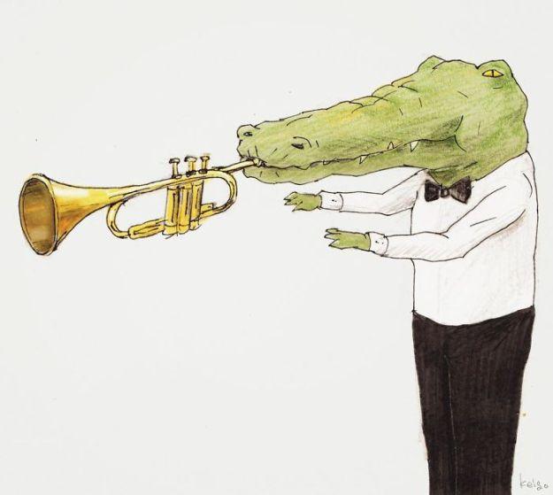 crocodile-life-animals-illustrations-keigo-japan-10-5b7a7cd93c88d__700 20+ Problems Of A Crocodile Hilariously Illustrated By Japanese Artist Keigo Design Random