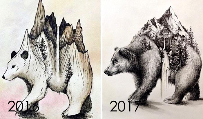 1 año de mejora