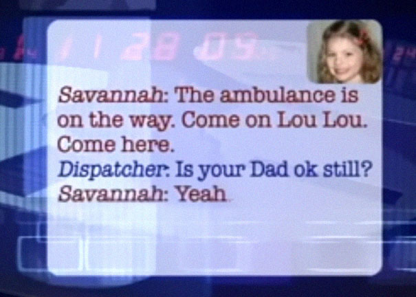 five-year-old-savannah-sick-dad-911-call-jason-bonham-indiana-5b767e0b38372__605 Brave Little Girl Calls 911 To Save Dad's Life, And Her Conversation With The Dispatcher Is Cracking Everyone Up Design Random