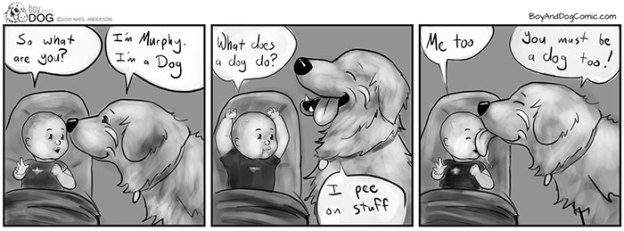 funny-baby-boy-dog-comics-nate-anderson-2-5b7175e40ef72__700 Father Illustrates The Friendship Between His Tiny Baby And Giant Dog And The Comics Are Adorable Design Random