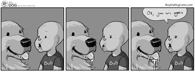 funny-baby-boy-dog-comics-nate-anderson-20-5b71760f506f0__700 Father Illustrates The Friendship Between His Tiny Baby And Giant Dog And The Comics Are Adorable Design Random