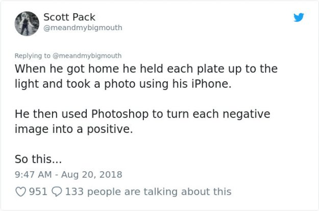 mystery-old-box-negatives-scott-pack-9-5b7bb64c18fcc__700 Man Finds 100-Year-Old Photo Negatives Inside Old Box He Buys For £4, Son 'Develops' Them Using Photoshop Design Random