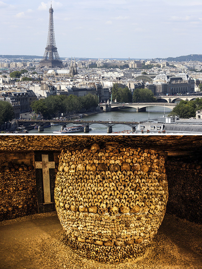 The Catacombs, Paris