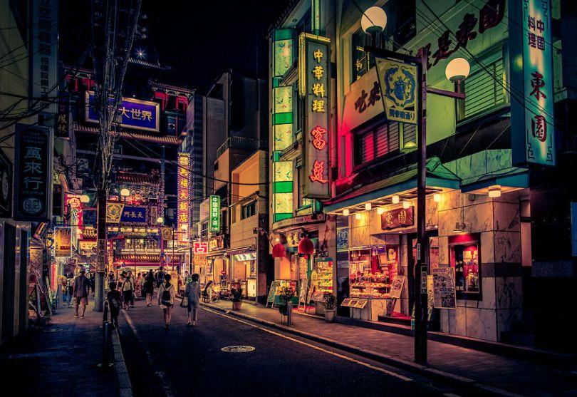 After 20 Years I finally got to do a child dream and photograph Japans Beauty 5b9ab2e378fcf  880 - Fotos do Japão como você nunca viu