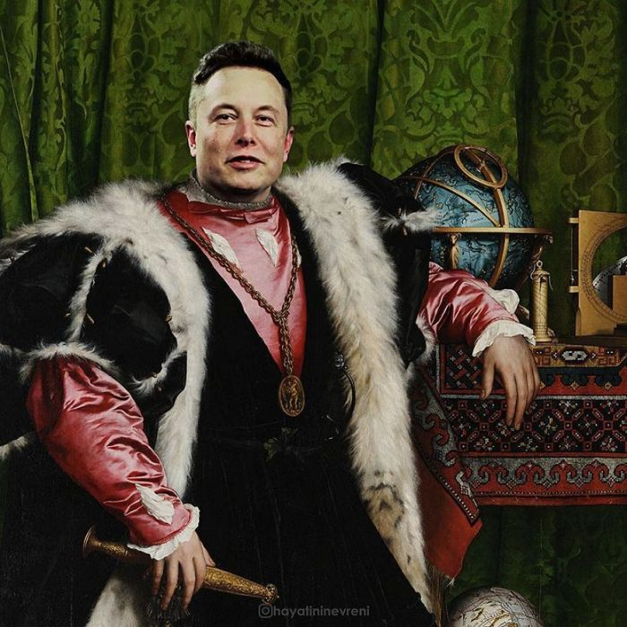 If Elon Musk Was In The Renaissance Period