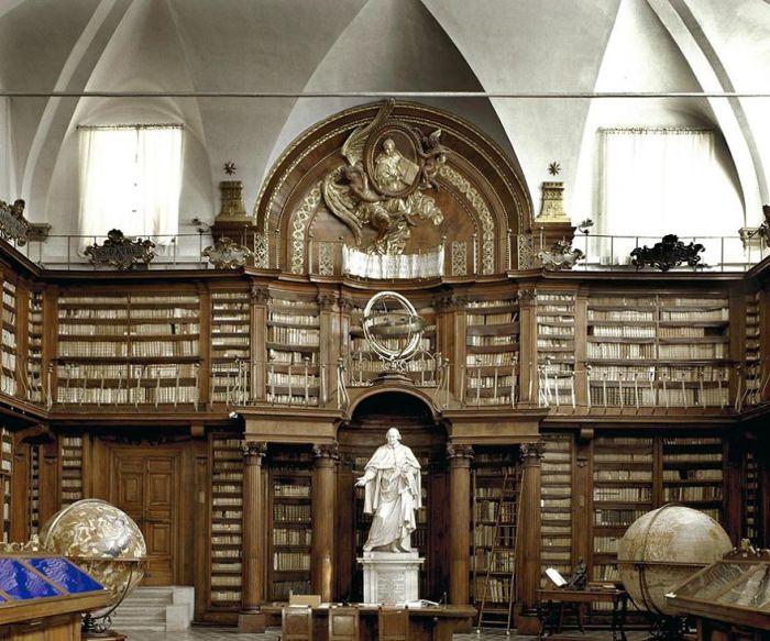 Casanata Library, Rome, Italy
