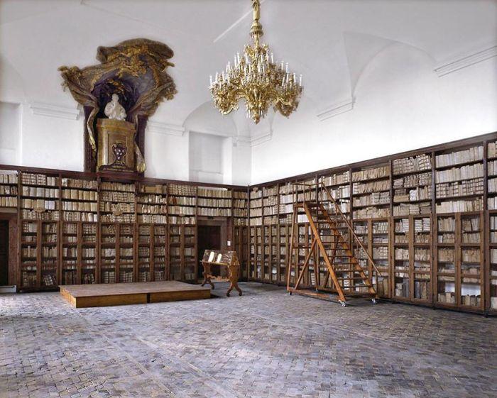 Palazzo Altieri Library, Rome, Italy