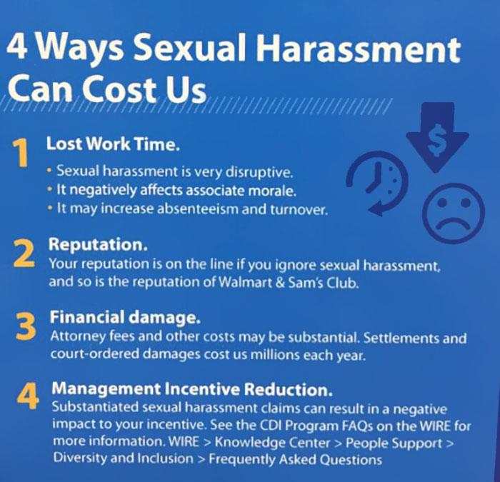 4 formas en que el acoso sexual puede costarnos