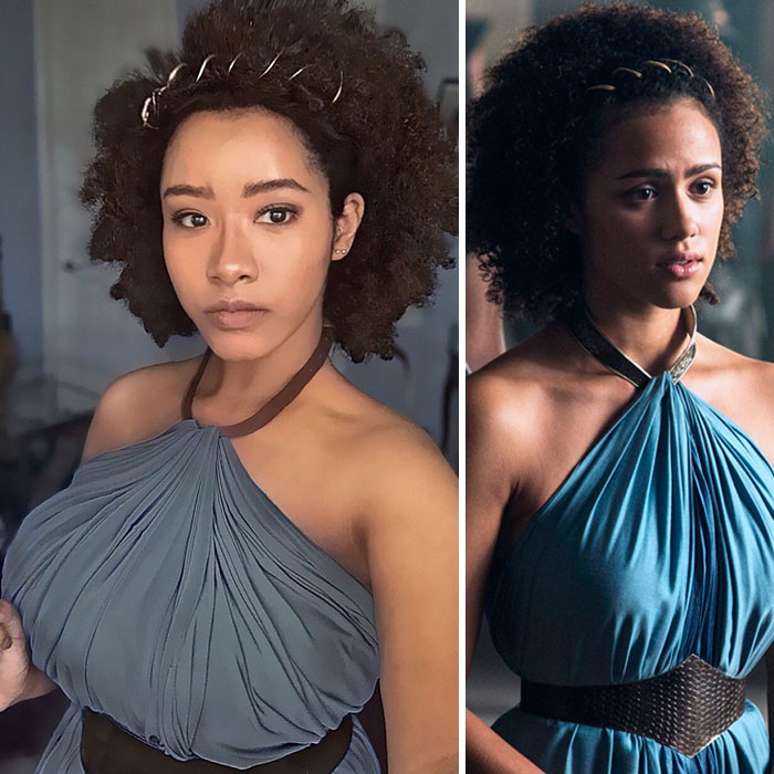 Missandei From Game Of Thrones