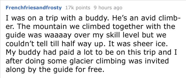 """most-intimate-straight-guy-moment-with-another-man-reddit-24 Someone Asked Straight Guys """"What's The Most Intimate Moment They Had With Another Guy"""" And This Answer Is The Best Design Random"""