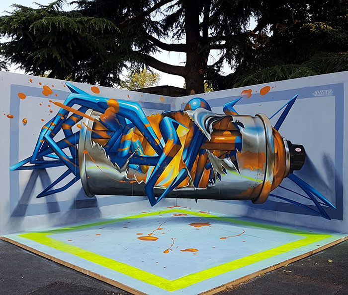 The History Of Graffiti Illegalorincredible