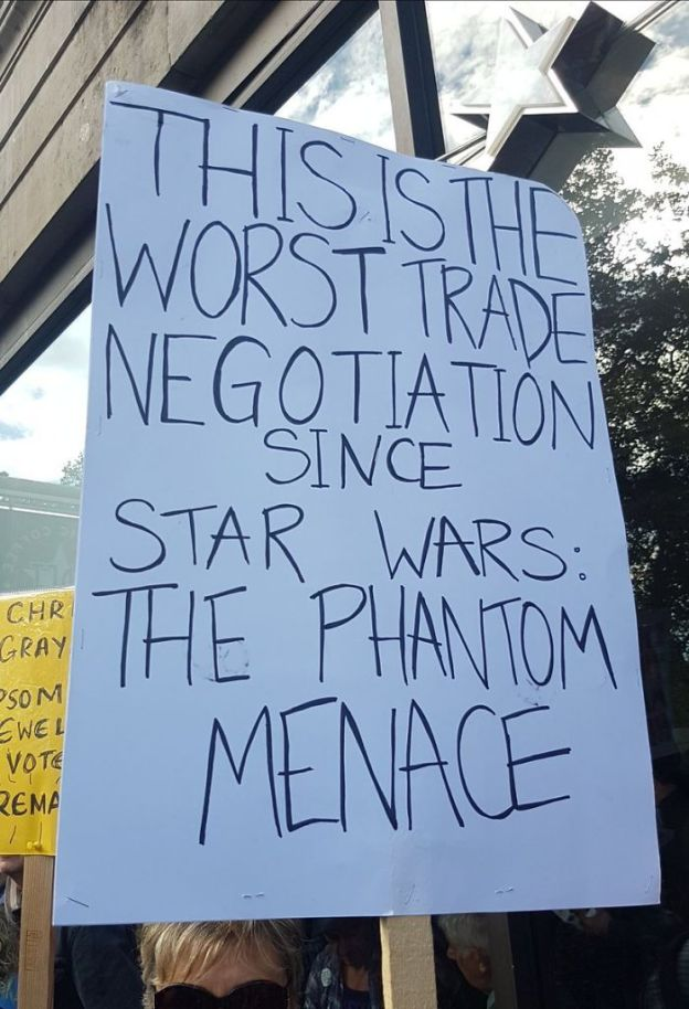 1053604198397472769-png__700 25+ Of The Funniest Signs From The Anti-Brexit March Design Random