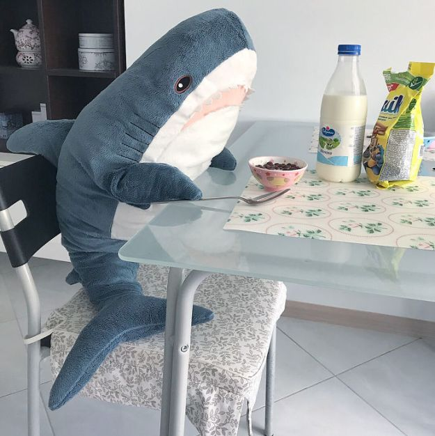 BkhlphoA_LL-png__700 IKEA Released An Adorable Plush Shark And People Are Losing Their Minds Over It Design Random