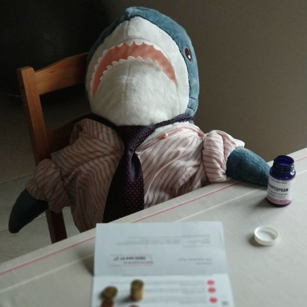 BpecVpuBPKK-png__700 IKEA Released An Adorable Plush Shark And People Are Losing Their Minds Over It Design Random
