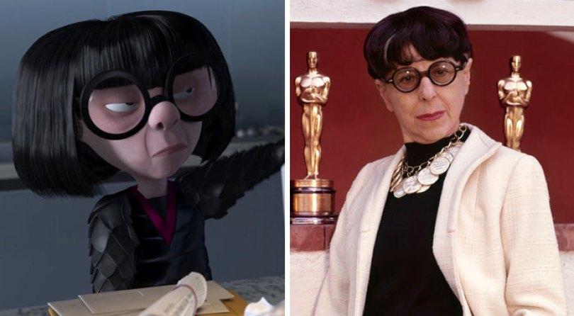 cartoon characters inspired real life people 5bcee8a363b9e  700 - 15 atores reais que parecem personagens fictícios - Quem imitou quem?