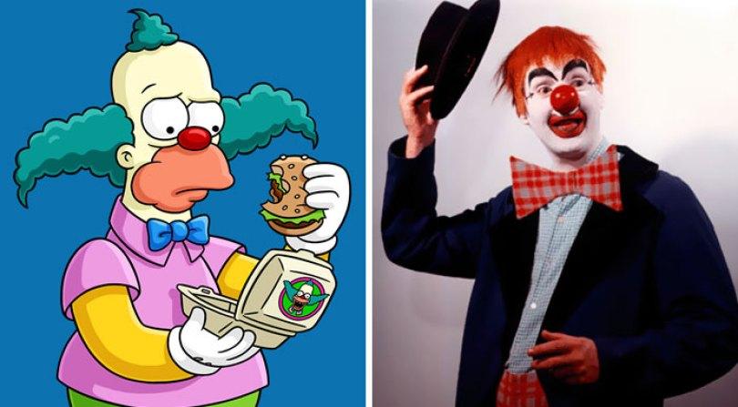 cartoon characters inspired real life people 5bcf0ca282f8c  700 - 15 atores reais que parecem personagens fictícios - Quem imitou quem?