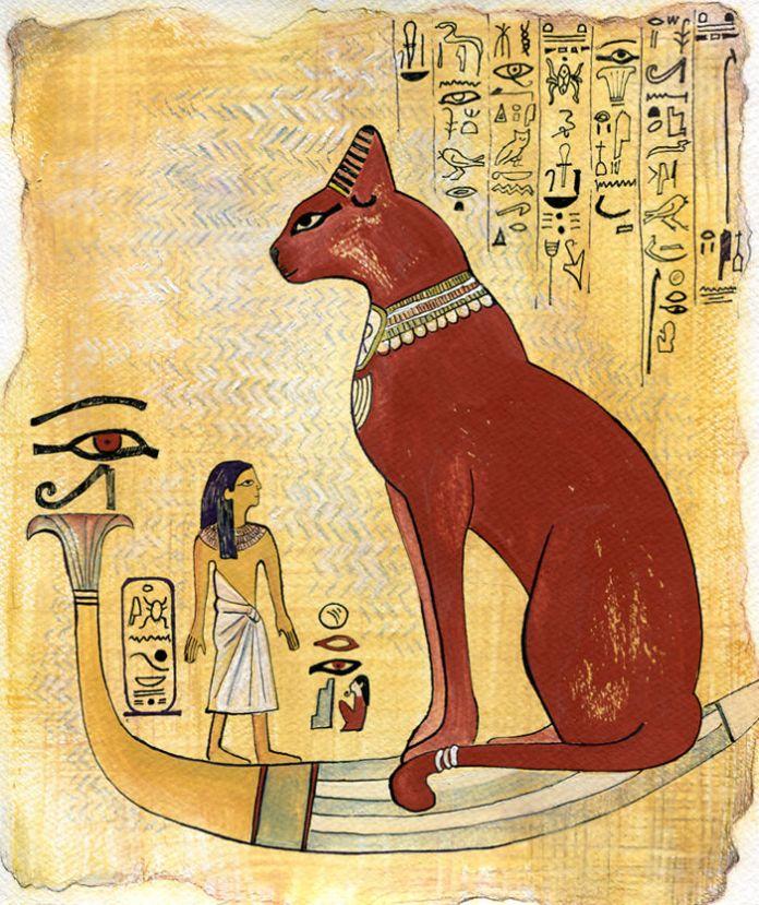 Inspired By Egyptian Art