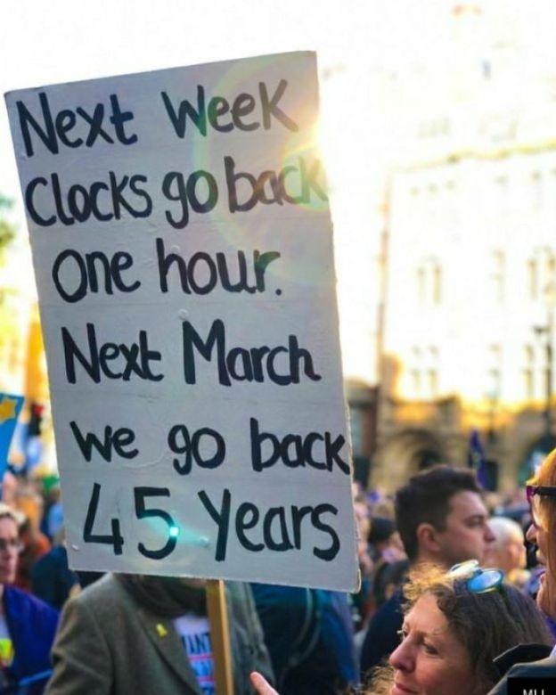 funny-anti-brexit-protest-signs-london-54-5bcd7a4d5b02f__700 25+ Of The Funniest Signs From The Anti-Brexit March Design Random
