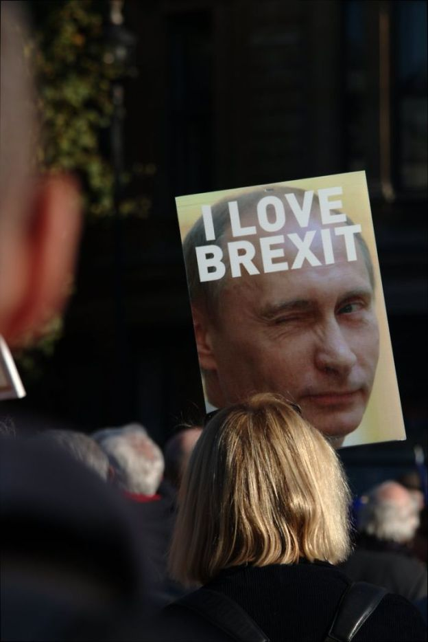 funny-anti-brexit-protest-signs-london-56-5bcd7aa08eb6d__700 25+ Of The Funniest Signs From The Anti-Brexit March Design Random