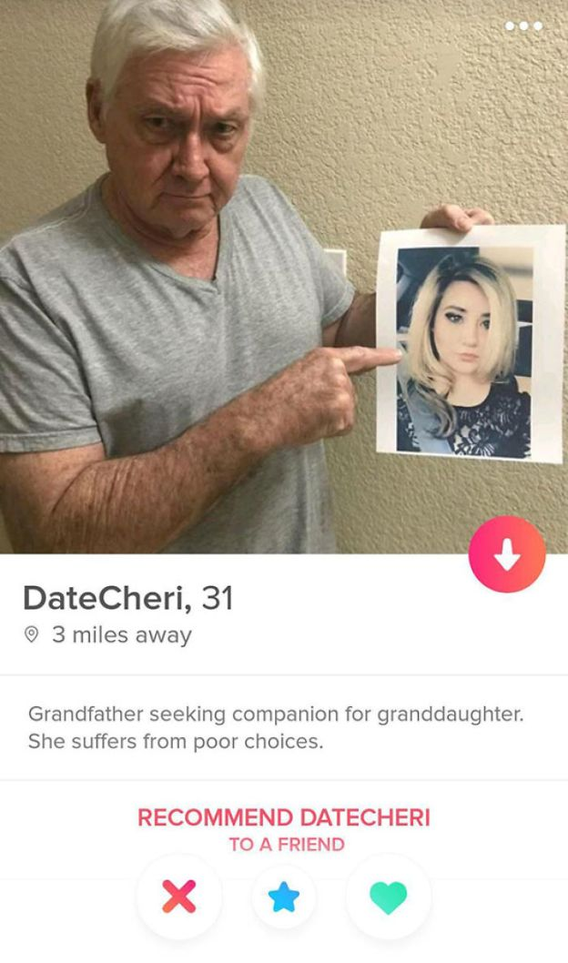 hilarious-tinder-bios-124-5bc859a1dd869__700 20+ Funny Tinder Profiles That Will Make You Look Twice (New Pics) Design Random