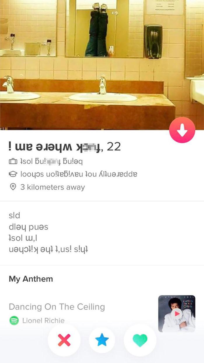 I'll Admitir, The Anthem Made Me Chuckle