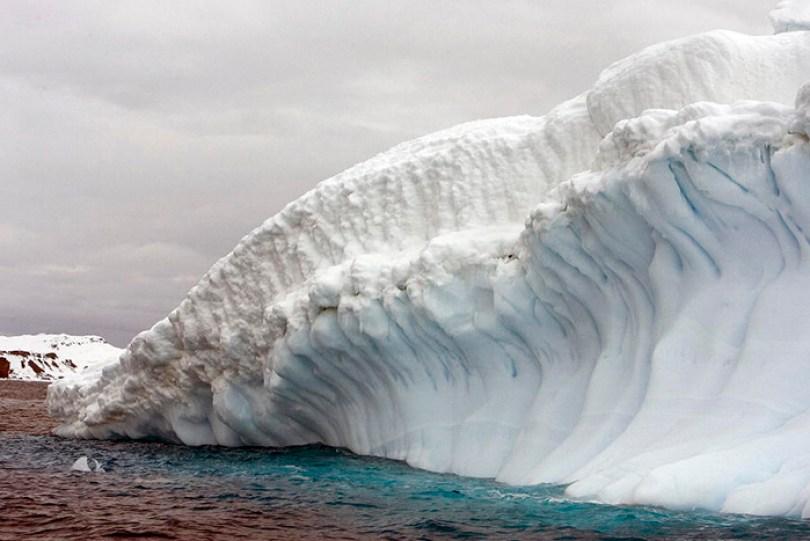 A atração gravitacional da Terra está mudando por causa da mudança climática