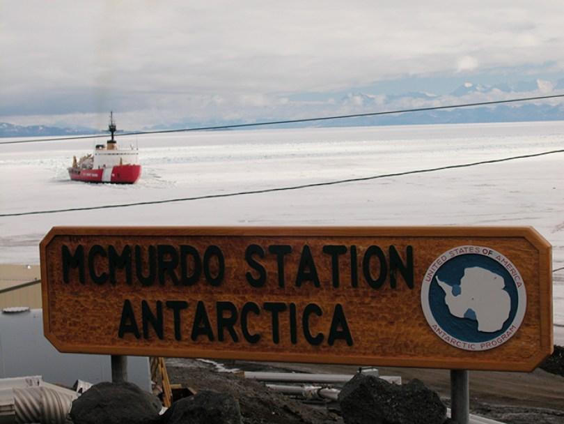 Antártica não tem fuso horário oficial