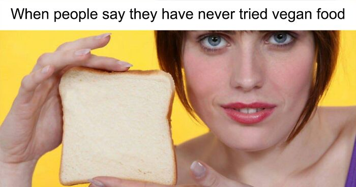 35 Hilarious Vegan Memes That May Change The Way You Look At Meat