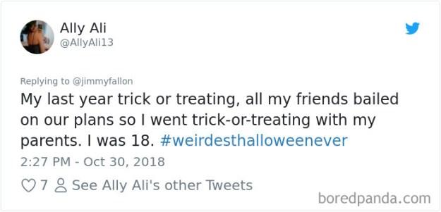 1057277938591252480-png__700 20+ People Share Their Weirdest Halloween Stories Design Random