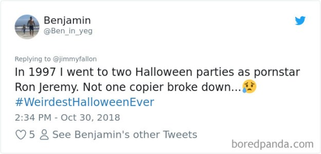 1057279504102506496-png__700 20+ People Share Their Weirdest Halloween Stories Design Random