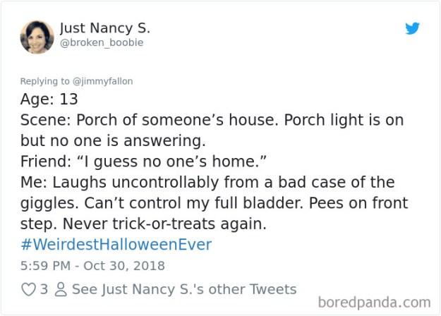 1057331146953027584-png__700 20+ People Share Their Weirdest Halloween Stories Design Random