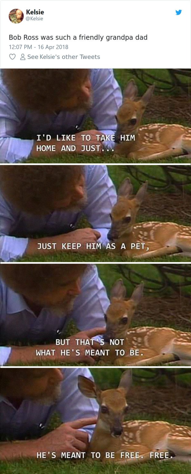 1060165602395017218-1-png__700dfgfd-5be2f1f45cae0__700 25+ Reasons Why Bob Ross Was The Best Art Design Random