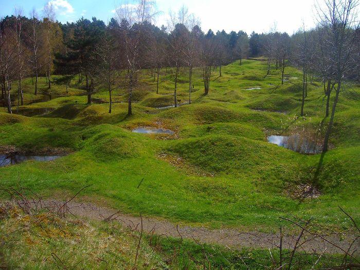 What The Verdun Battlefield Looks Like Now
