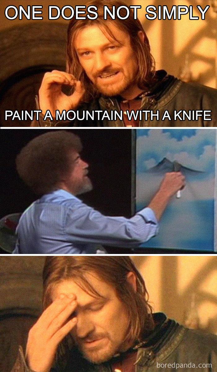 Funny-Bob-Ross -Memes