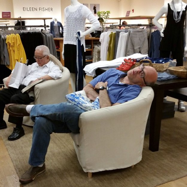 funny-miserable-men-shopping-photos-41-5bff9c2c1e6b9__700 86 Funny Photos Of Men Shopping With Their Ladies Design Random