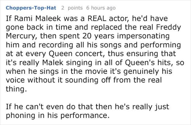 rami-malek-lip-syncing-called-out-bohemian-rhapsody-22 Someone Calls Out Rami Malek For Lip-Syncing In 'Bohemian Rhapsody', Gets Brilliantly Shut Down Design entertainment Random