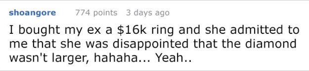 woman-shames-boyfriend-engagement-ring-19-5be14eeec4dd3__700 Woman Finds A Ring In Her Boyfriend's Nightstand, Posts It To A Ring-Shaming Group Design Random