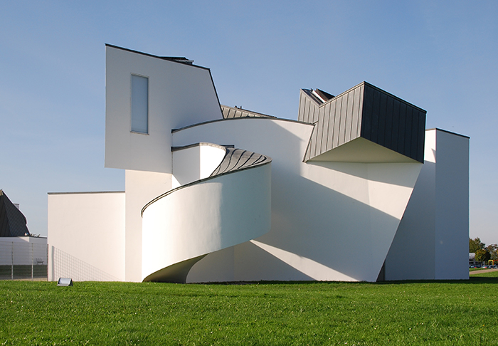 Vitra Design Museum, Weil Am Rhein, Germany