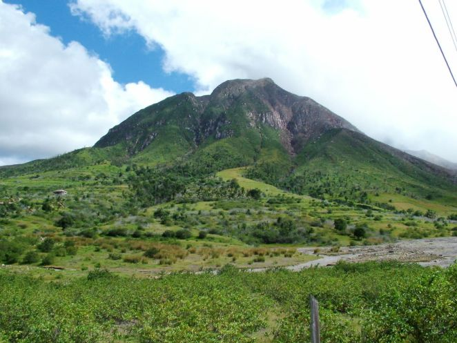 The Soufriere Volcano