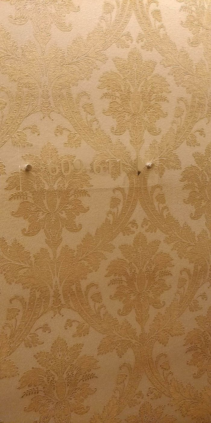 The Room Numbers In This Hotel