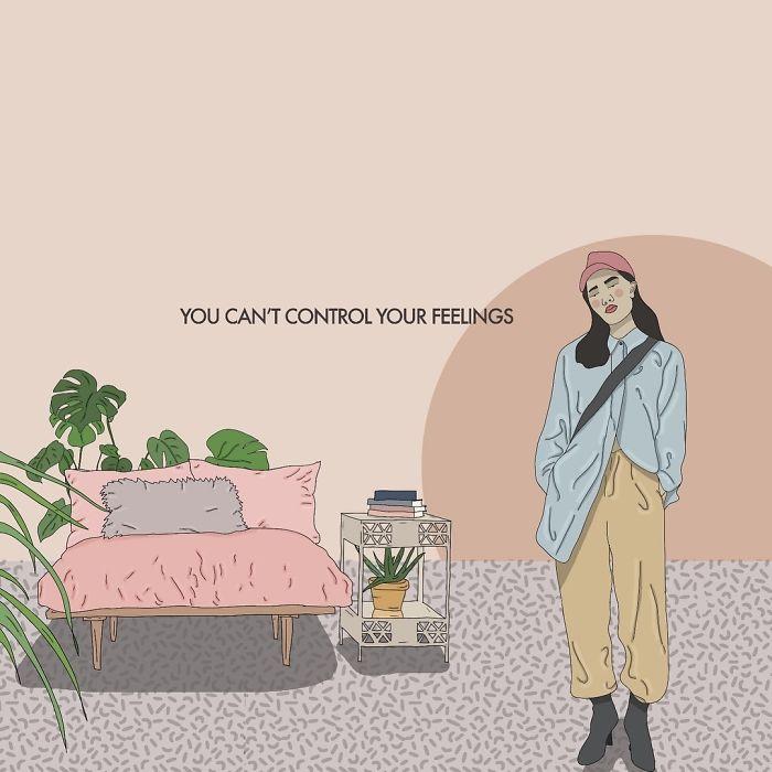 La vida a menudo es difícil y confusa, no eres responsable de cómo te sientes con respecto a las cosas que te suceden y a tu alrededor. No puede controlar sus sentimientos, todo lo que puede hacer es decidir qué hacer con ellos cuando lleguen. Trate de no escapar de sus sentimientos, incluso de aquellos que no se sienten bien. Trate de recordar que usted no es sus sentimientos y que sus sentimientos no son siempre la realidad. . . . #recipesforselflove #validation #beyourself #loveyour- corazon / a- / parásito / a- / parásito / o # -mayoreperecito -pero -pero -pero -payas-parásito-parásito-parásito-parásito-parásito-parásito-parásito-parásito-parásito- #graphic #art #instagood #love #yourself