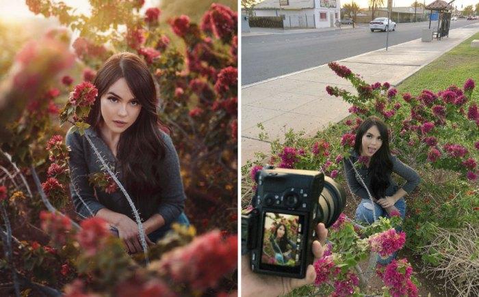 El fotógrafo te hace pensar dos veces antes de creer lo que ves en las redes sociales