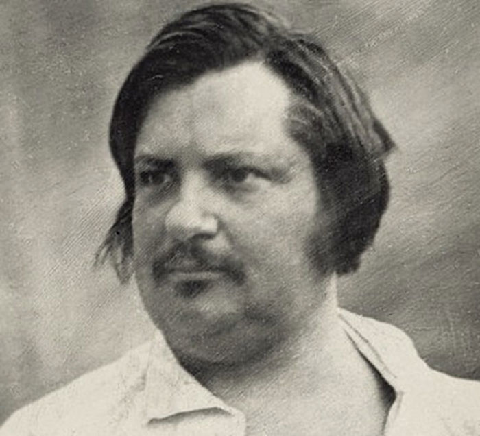 Honoré De Balzac And His 50 Cups Of Coffee